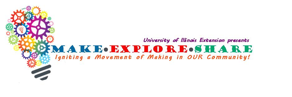 Make, Explore, Share Logo Final