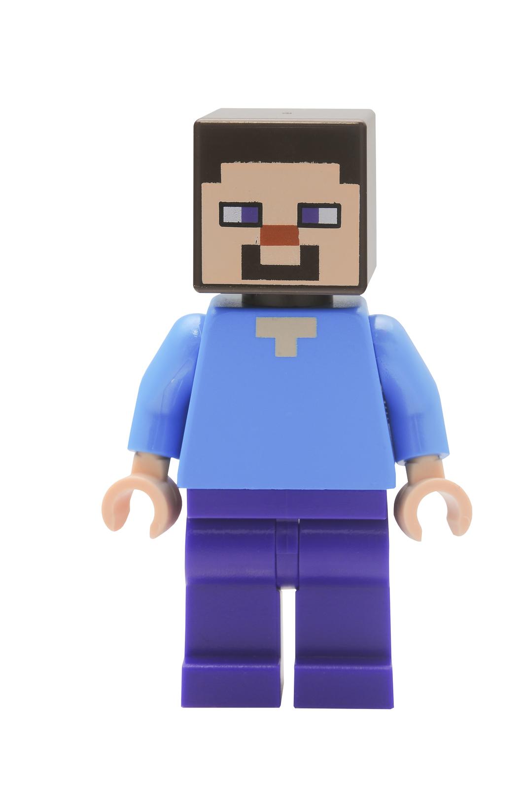 Steve Minecraft Minifigure